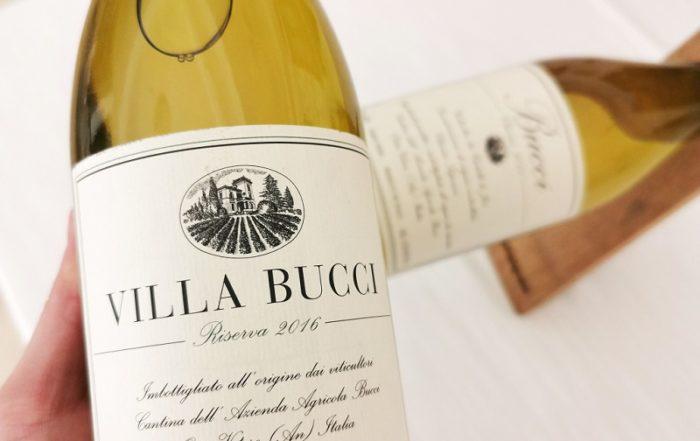 Verdicchio Villa Bucci
